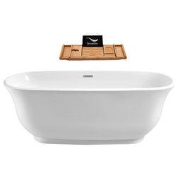 Contemporary Bathtubs by Kolibri Decor