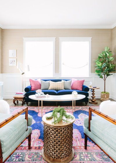 Transitional By Glamour Nest