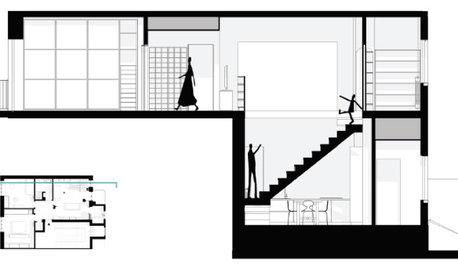 Confronti: Appartamenti su 2 Piani Diventano un'Unica Casa