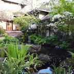 Japanese Garden Asian Landscape Philadelphia By