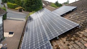 Solar Panel Installation in Oxfordshire
