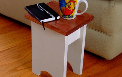 Neat Little Project: Make a Basic Wood Stand