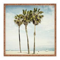 Deny Designs Bree Madden Venice Beach Palms Square Tray