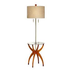 Pacific Coast Lighting Vanguard Floor Lamp with Tray