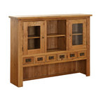 Media Cabinet with Drawers, Black - Media Cabinets - by Venture Horizon Store