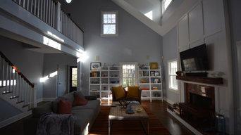 Custom Living Spaces