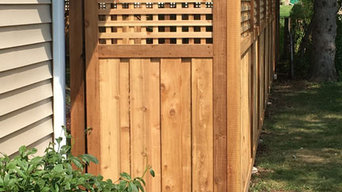 Batten Board fences