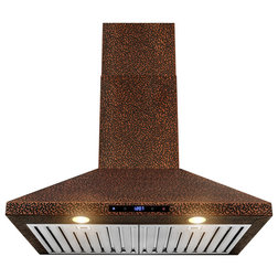 Traditional Range Hoods And Vents by AKDY Home Improvement