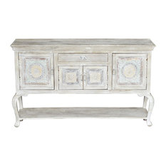 Carving Vintage Console Table