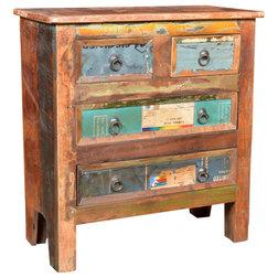 Rustic Decorative Chests & Cabinets by Vida XL International B.V.