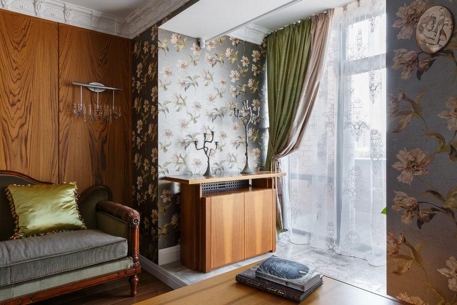Квартира на Наличной ул.,2015г.