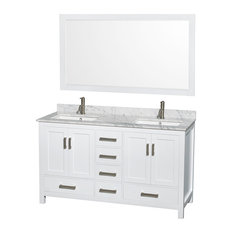 Charming Spa Inspired Small Bathrooms Small Painting Bathroom Vanity Pinterest Shaped Bathroom Addition Ideas Wall Mounted Magnifying Bathroom Mirror With Lighted Young Lowes Bathroom Vanity Tops WhiteRebath Average Costs Best Bathroom Vanity 58 Inch Bathroom Vanities | Houzz