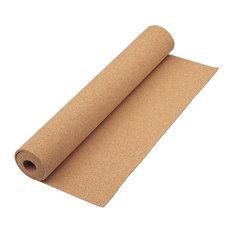 "Acco Brands - Quartet 103 Multi Purpose Cork Rolls 24"" X 48"" X 3/32"", Natural - Cork Flooring"