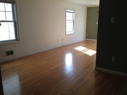 How Do I Paint An L Shaped Living Room Kitchen Dining Area