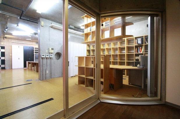地下室 by 株式会社ヴァンクラフト空間環境設計