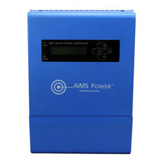 Aims 40 AMP Solar Charge Controller, 12/24/36/48 VDC MPPT