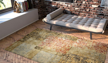 9-by-12 Area Rugs