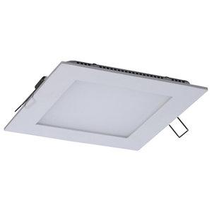 Niga Recessed Lamp, 3200K LED, Textured White, Large