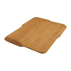 Rectangle Serving Board in Natural Cherry Finish