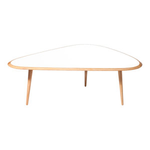 White Coffee Table, Large