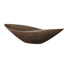 Seductive Bowl, Bronze Reactive