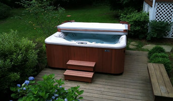 HOT SPRING HOT TUB INSTALLATIONS