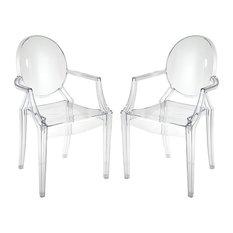 Acrylic Chairs Houzz
