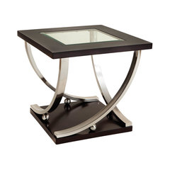 Charmant Featured Reviews Of Glass Top Corner Table