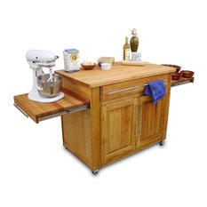Catskill Craftsmen The Empire Island Kitchen Islands And Kitchen Carts