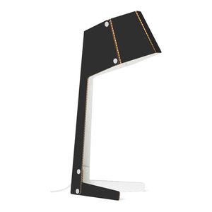 Andbros Model No 3 Table Lamp, Black