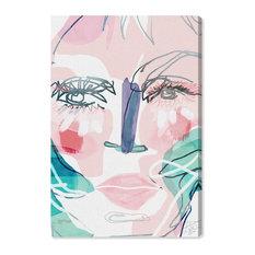 """Meghan"" Canvas Art Print, 40x60 cm"