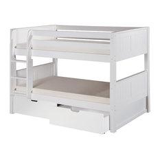 Contemporary Bunk Beds Houzz
