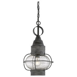 Beach Style Outdoor Hanging Lights by LightingWorld