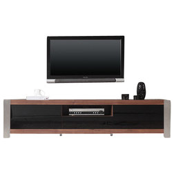 Contemporary Entertainment Centers And Tv Stands by B-Modern