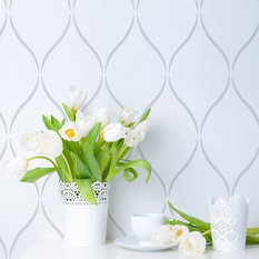 Decorative Wall Stencils wall stencils | houzz