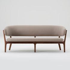 - Roundish Sofa - Sofas