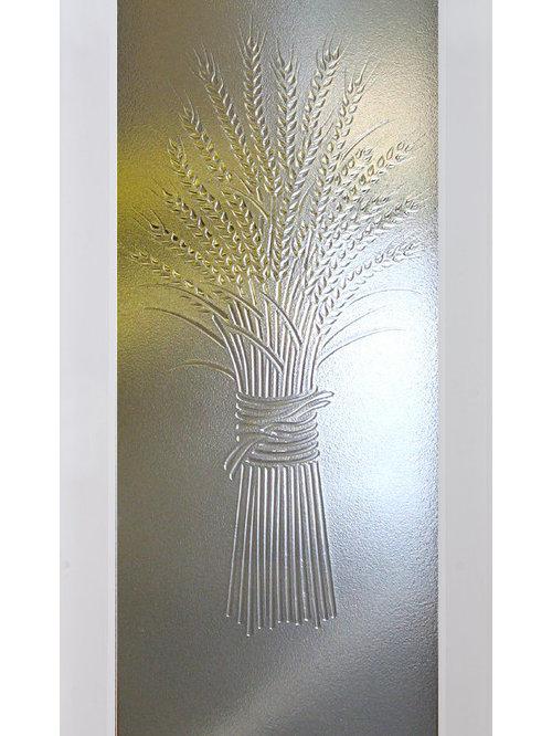 Decorative Glass Interior Doors