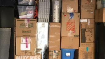 Loading a Garage for Storage