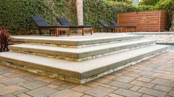 Backyard Concrete & Pavement