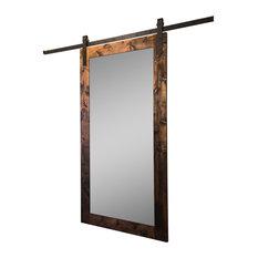 Artisan Hardware   Metal Panel Door, 7u0027x3u0027   Interior Doors
