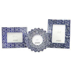 Mediterranean Picture Frames by IMAX Worldwide Home