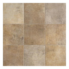 "Marazzi Cream, Matte, 6 1/2""x6 1/2"", Set of 37 boxes"