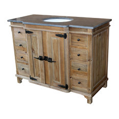 "48"" Reclaimed Pine Single Bath Vanity"