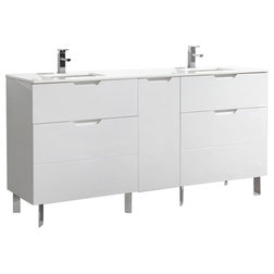 Bathroom Vanities And Sink Consoles by Aquamoon