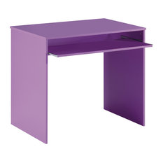 iJoy Computer Table, Purple