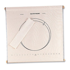"Hic Pastry Cloth Frame, Collapsible, 20""x20"""