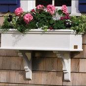 Bullnose Window Box
