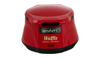 SMART Waffle Bowl, Red