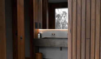 Marmorino Bathrooms at Medhurst Winery
