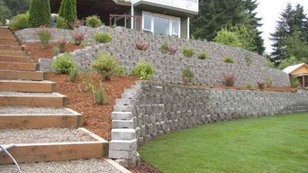 Los Angeles, CA: Retaining Wall Construction Contractor